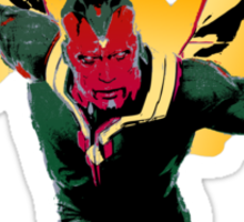 Avengers: Age of Ultron - The Vision - Variant 3 Sticker