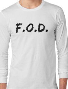 That F.O.D. Logo Long Sleeve T-Shirt