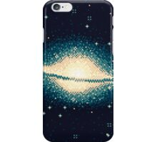 8bit Galaxy: M104 iPhone Case/Skin
