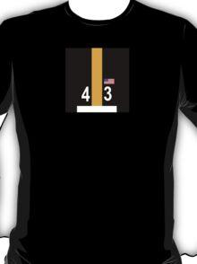 Steelers Helmet T-Shirt