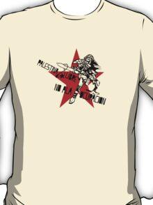 palestina libre... T-Shirt