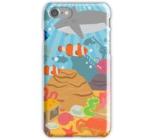 Ocean Adventure iPhone Case/Skin