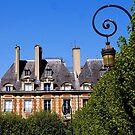 Place des Vosges, Paris. by naranzaria