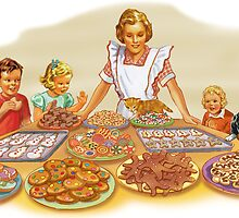 too many cookies by larry ruppert