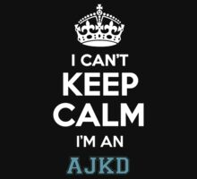 , can't, keep, calm, expression, lifestyle, name T-Shirt