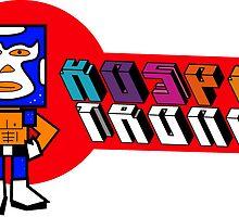 Wrestler Tronik by Xospa Tronik