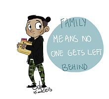 Ohana means family pt2 by beel