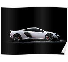 McLaren 675 LT Poster