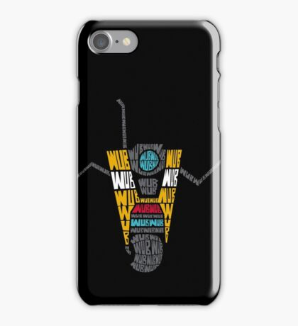 Wub Wub Wub iPhone Case/Skin