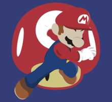 Super Smash Bros Mario by Dalyz