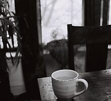 morning coffee by erekag
