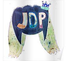 Alternate Official JDP Merchandise Poster