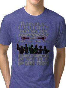 Happiness Tri-blend T-Shirt