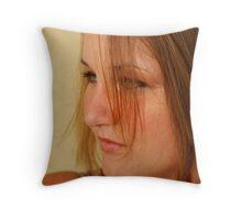 Sweet Tarra Throw Pillow