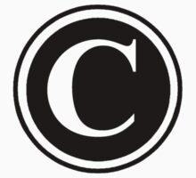 Circle Monogram C Kids Clothes
