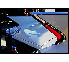 Twin Fins Photographic Print