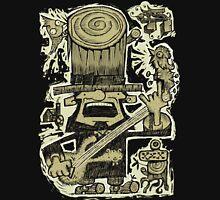 Ye Old Legend Of Rock, Circa 1855 Unisex T-Shirt