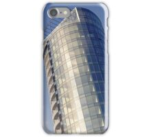 modern building iPhone Case/Skin