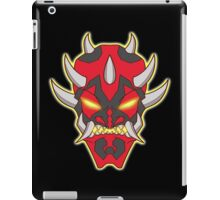 Dark Side Oni iPad Case/Skin