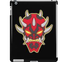 Dark Side Oni iPad Case/Skin