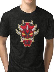 Dark Side Oni Tri-blend T-Shirt