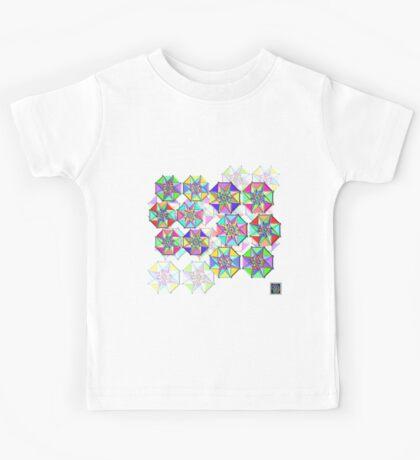 """""""Clebsch Hypercubes""""© Kids Tee"""