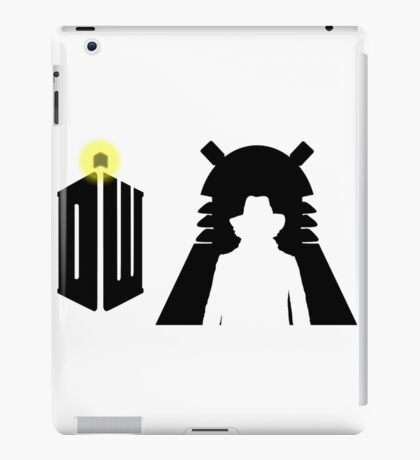 Doctor Who Pattern 3 iPad Case/Skin