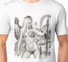Cave Girls On The Lost World Unisex T-Shirt