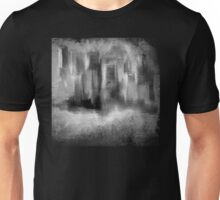 Ghostly Impressions of a Woman Unisex T-Shirt