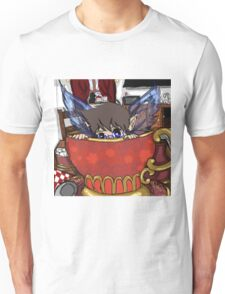 Windy Breakfast Time Visitor Unisex T-Shirt