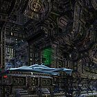 Spaceport by blacknight