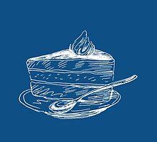 You take the cake. Happy father's day! by nektarinchen