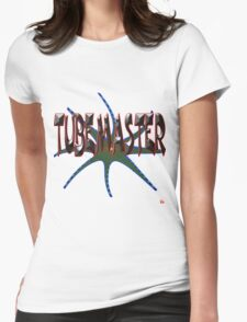SURFWEAR/TUBEMASTER Womens Fitted T-Shirt
