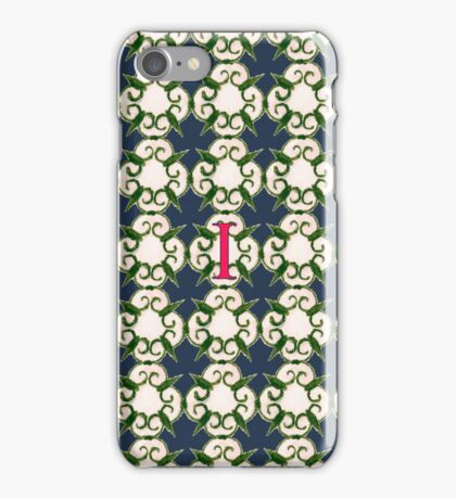 The Venetian Print - I iPhone Case/Skin