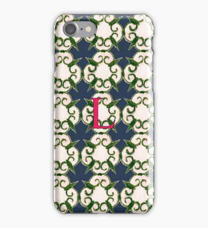 The Venetian Print - L iPhone Case/Skin