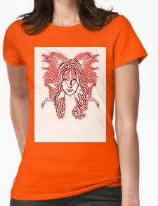 Women Womens Fitted T-Shirt