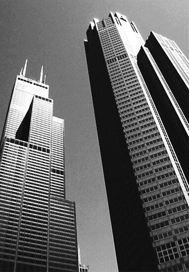 HIGH UP by Scott  d'Almeida