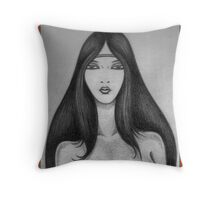 The Water Serpent,1985 Throw Pillow