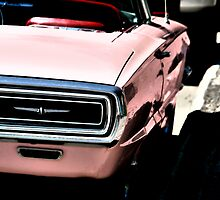 Old Pink T-Bird  by terrebo