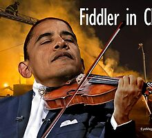 Fiddler in Chief by EyeMagined