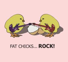 FAT CHICKS... ROCK! by Brother Adam