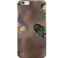 wee walkers! iPhone Case/Skin