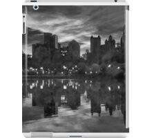 Piedmont Park in Atlanta iPad Case/Skin