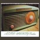 Astor Mickey Radio Retro 50's by MacLeod