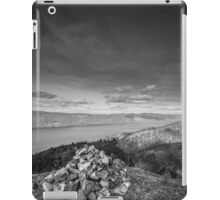 Across Loch Ness iPad Case/Skin