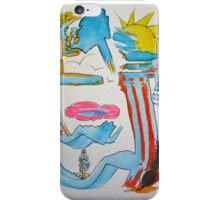 water world iPhone Case/Skin