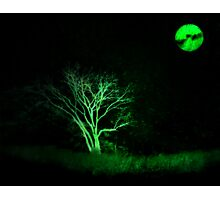 The Green Planet Photographic Print