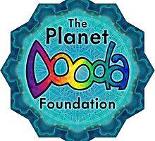 The Planet Dooda Foundation Logo 2 by Dooda Creations