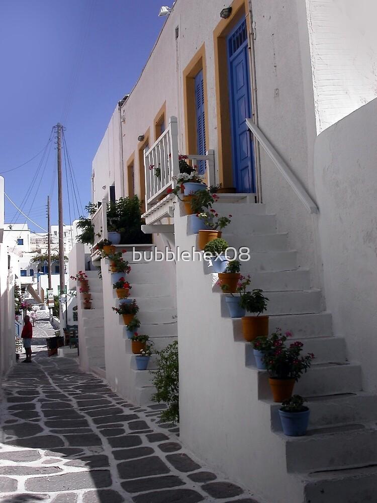Typical greek corner by bubblehex08