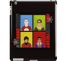 The big bang theory iPad Case/Skin